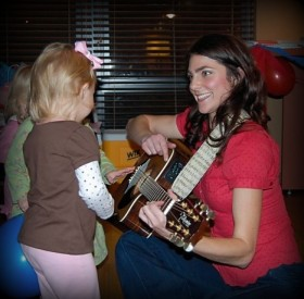 Northern VA Music Therapist